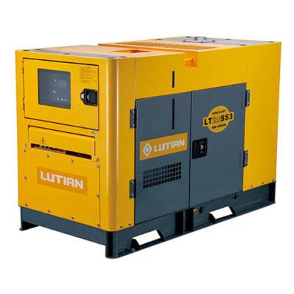 Dieselgeneraattori / aggregaatti Lutian LT25SS3 vuokraus