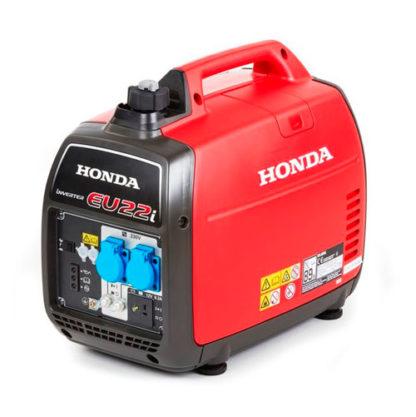 Honda sähkögeneraattori / aggregaatti vuokraus