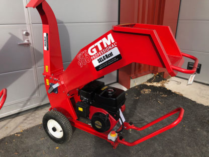 Oksasilppuri / haketin GTM Professional GTS900 vuokraus