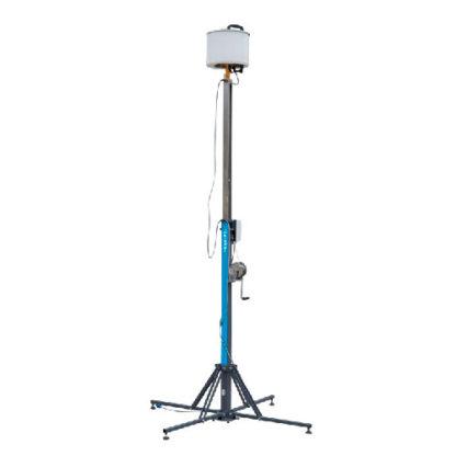 Valomasto 3,5m Atlas Copco HiLight P2+ LED vuokraus