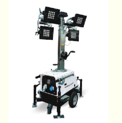 Valomasto 6,7m Generac Linktower T3 LED vuokraus